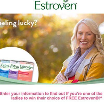 Free Estroven Menopause Relief Samples
