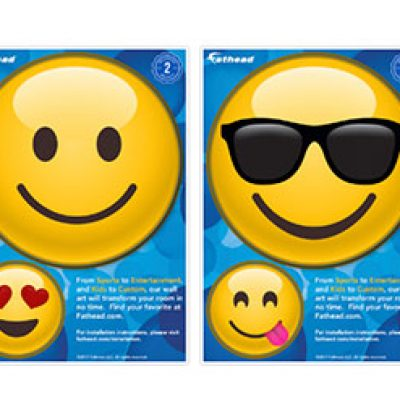 Free Smiley Face Wall Decal