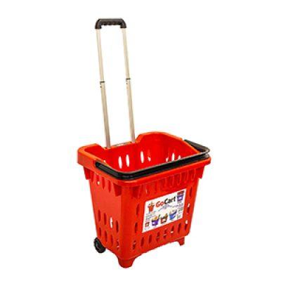 GoCart Grocery Shopping Cart Just $17.99 (Reg $40)