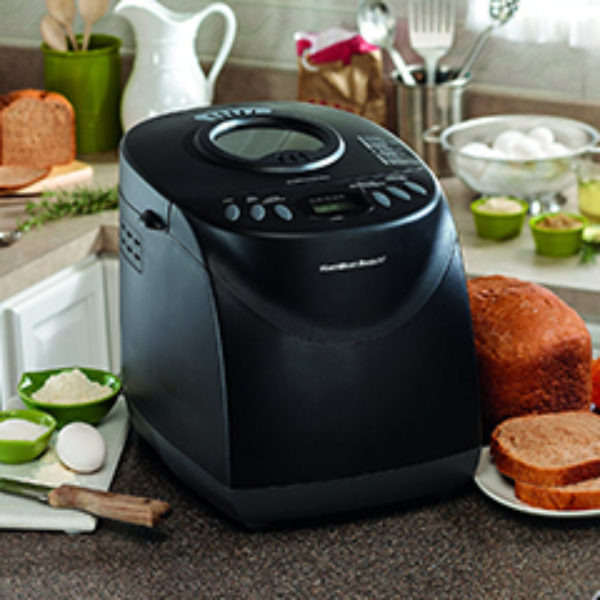 Hamilton Beach Programmable Bread Machine Just $46.99 (Reg $80)