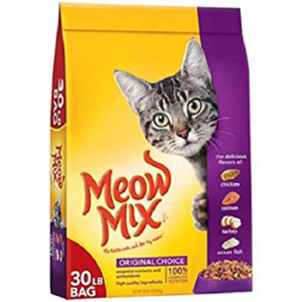 Meow Mix Simple Servings Coupons