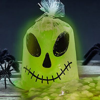 Michael's: Free Glow-in-the-Dark Slime - Oct 21