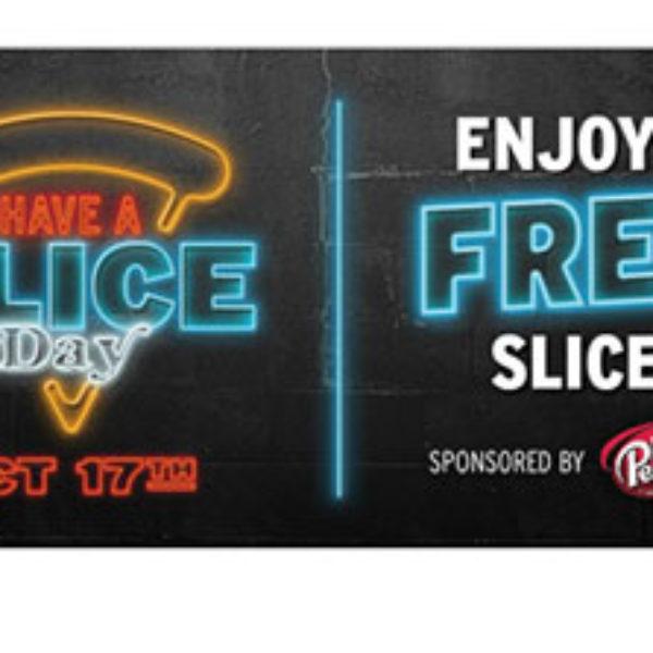 Villa Italian Kitchen: Free Pizza Slice