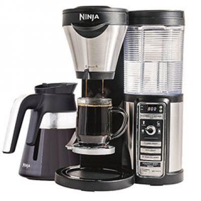 Ninja Coffee Bar Brewer Just $149.89 (Reg $180)