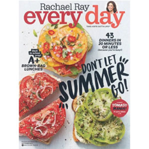 Free Digital Rachael Ray Every Day Subscription