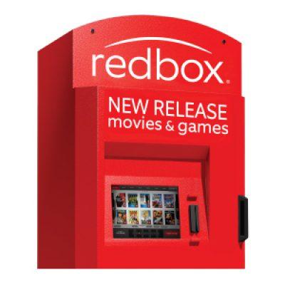 Redbox: BOGO Free DVD Rental