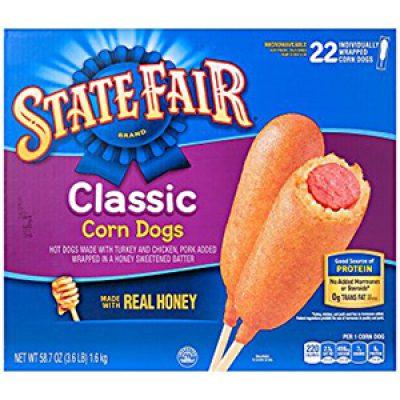 State Fair Corn Dog Coupon