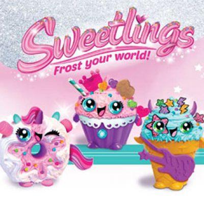 Alex Brands: Sweetlings & Free Crafts
