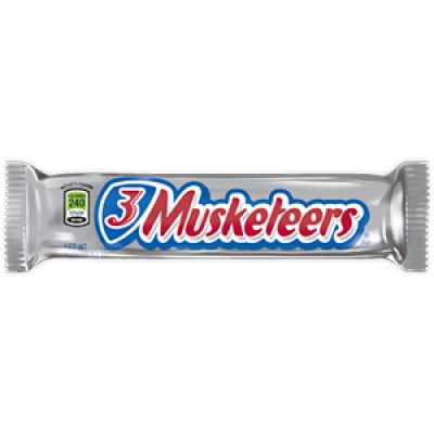 3 Musketeers BOGO Coupon
