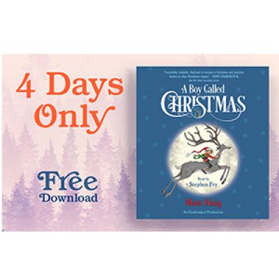 Free A Boy Called Christmas Audiobook
