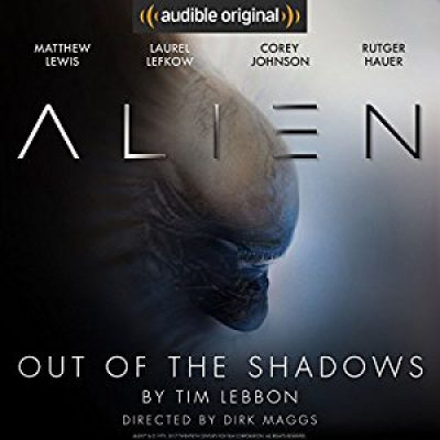 Free Alien: Out of the Shadows Audiobook