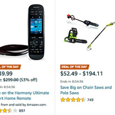 Amazon: Countdown to Black Friday Deals