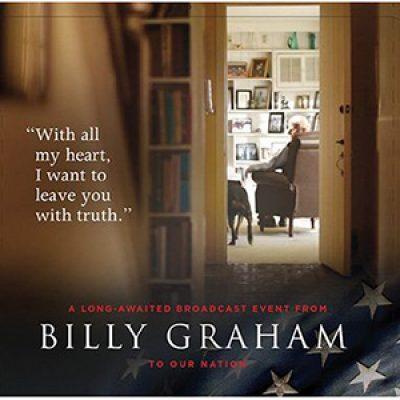Free Billy Graham DVD & Books