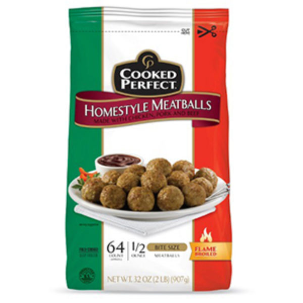 Cooked Perfect Meatballs Coupon