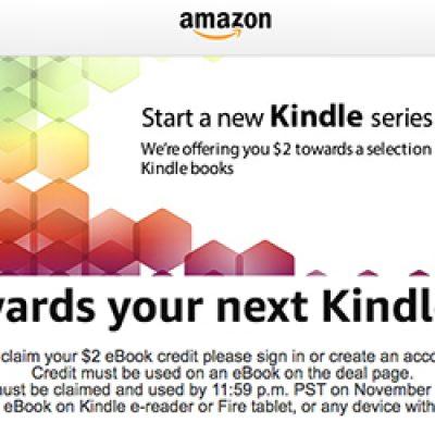 Free $2 Kindle Credit