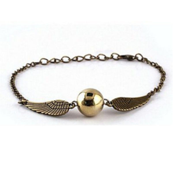 Harry Potter Quidditch Bracelet Just $1.36 + Free Shipping