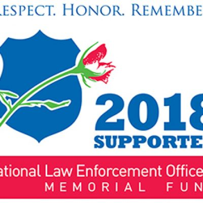 Free 2018 Law Enforcement Supporter Decal