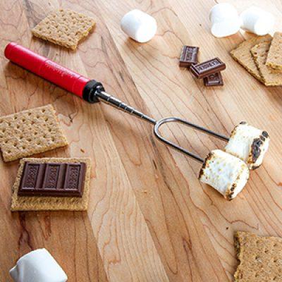 MalloMe Marshmallow Roasting Sticks 5-Set Just $14.99