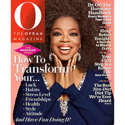 Free O The Oprah Magazine Subscription
