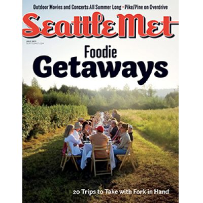 Free Seattle Met Magazine Subscription