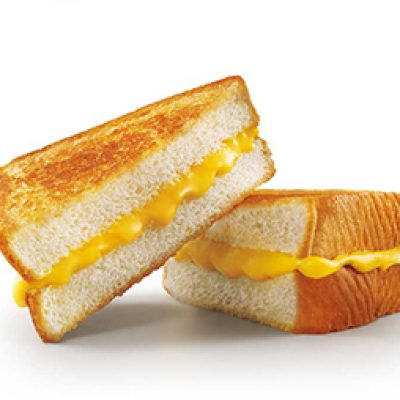 Sonic: $.50 Grilled Cheese - All Day 11/15