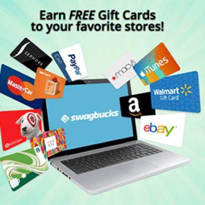 Swagbucks: Free $5 Singup Bonus