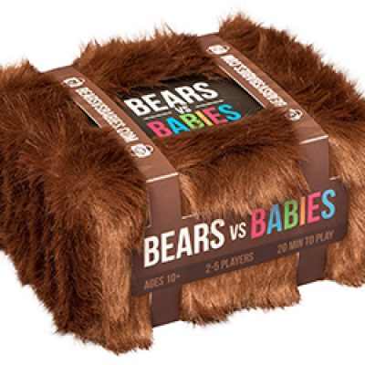Bears vs Babies Card Game Just $20.99 (Reg $30)
