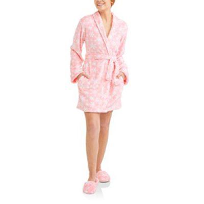 Body Candy Robe & Slipper Set Just $7.00