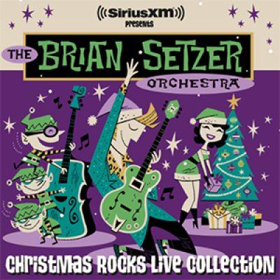 Free Brian Setzer Orchestra Holiday MP3