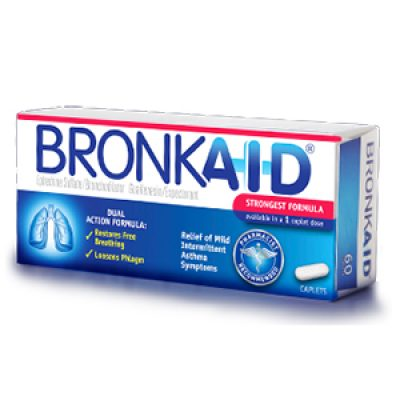 Bronkaid Coupon