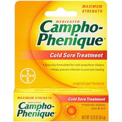 Campho-Phenique Coupon