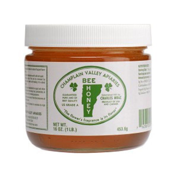 Free Champlain Valley Raw Honey Samples