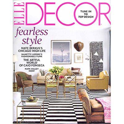 Free Elle Decor Magazine