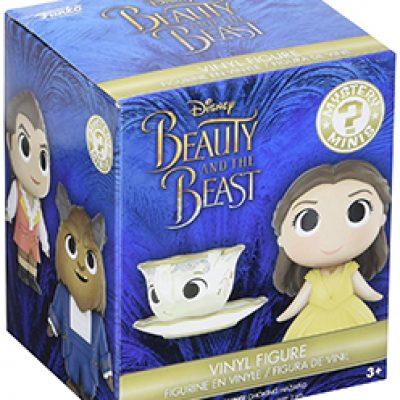 Funko Mystery Mini: Beauty & The Beast Just $3.99