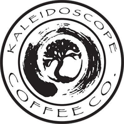 Free Kaleidoscope Coffee Company Sticker