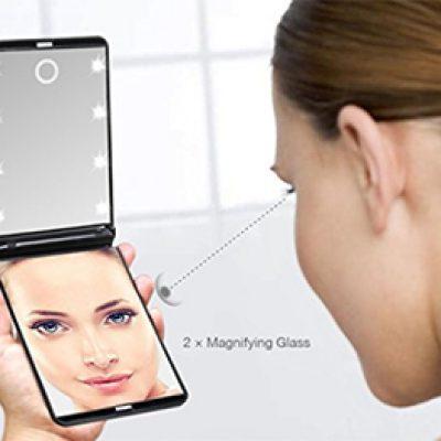 HotLife LED Makeup Mirror Just $7.94
