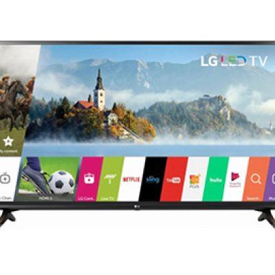 "LG 43"" Smart HDTV Just $279.99 (Reg $380)"