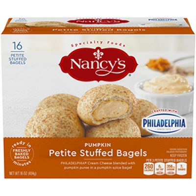 Nancy's Pumpkin Bagel Coupon