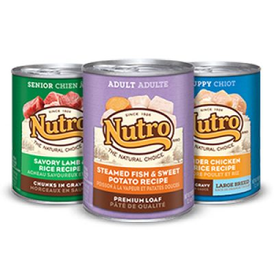 PetSmart: 2 Free Nutro Wet Cans