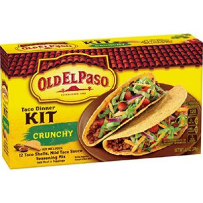 Old El Paso & Avocados Coupon