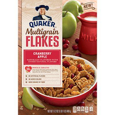 Publix: Free Quaker Multigrain Flakes