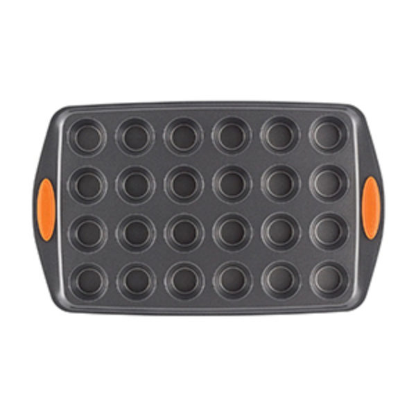 Rachael Ray 24-Cup Mini Muffin Pan Just $8.99 As Prime Add-On