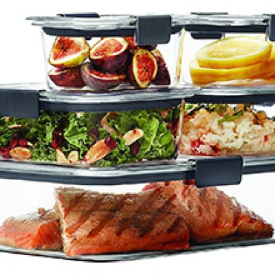 Rubbermaid Brilliance 10-Piece Container Set Just $11.39