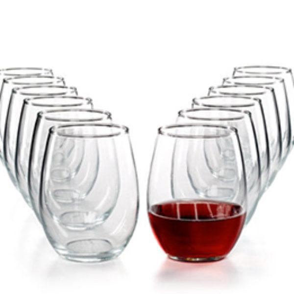 The Cellar 12-Pc. Stemless Wine Set Just $9.99