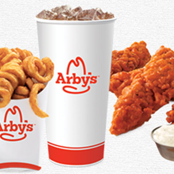 Arby's: Free Fries & Drink W/ Purchase