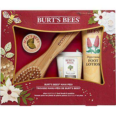 Burt's Bees Mani/Pedi Holiday Gift Set Just $14.88