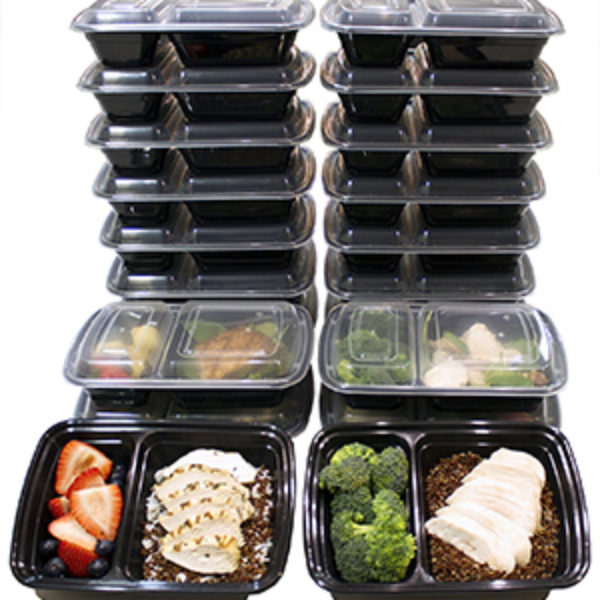 32oz Food Containers 20-Pack Just $15.99