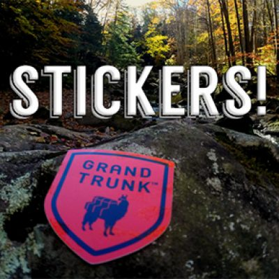 Free Grand Trunk Stickers