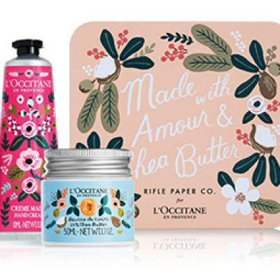 Free L'Occitane Beauty Gift - In-Store Only
