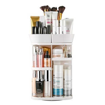 Jerrybox 360-Degree Makeup Organizer Just $14.99